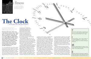 Xray Mag -The Clock