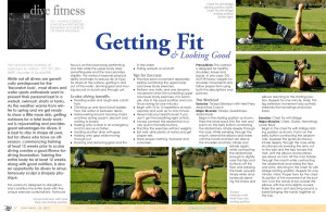 Xray Mag - Getting Fit