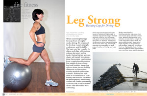 Xray Mag - Leg Strong