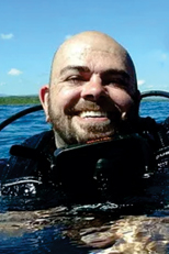 Danny Fugate Scuba Instructor