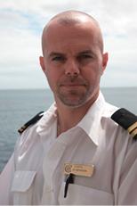 "Constantin ""Costa"" Benedic Dive instructor"