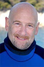 Stephen Mendel Dive Instructor