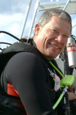 Alan Pahnke Dive Instructor