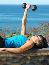 Scuba Fitness: Featured Exercise - Neptune's Triceps