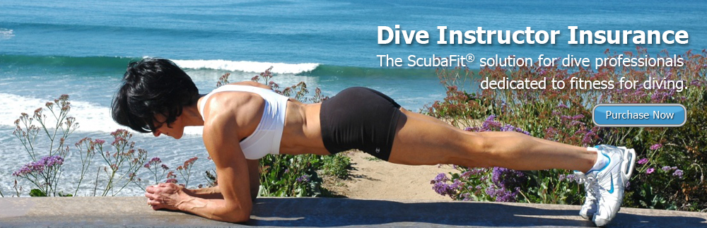 Dive Instructor Insurance