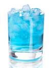 Drinks for Divers: Blue Ocean Spritzer