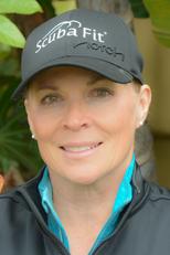 Gretchen Ashton ScubaFit Instructor Trainer