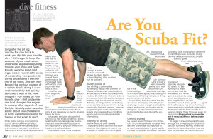 Xray Mag - Are You Scuba Fit?