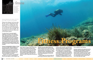 Xray Mag -Fitness Programs for Divers