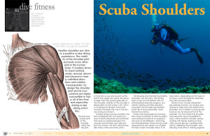 Xray Mag - Scuba Shoulders