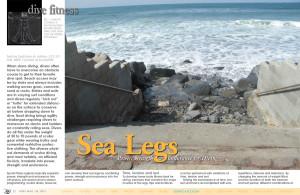 Xray Mag - Sea Legs
