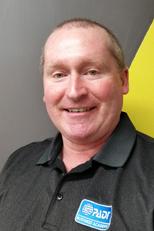 Wayne Budgen Dive Instructor
