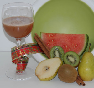 Healthy Holiday Cider