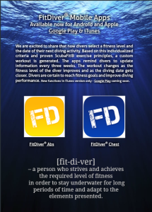 FitDiver Apps