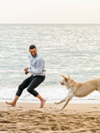 Exercising with Your Dog Improves Dive Fitness